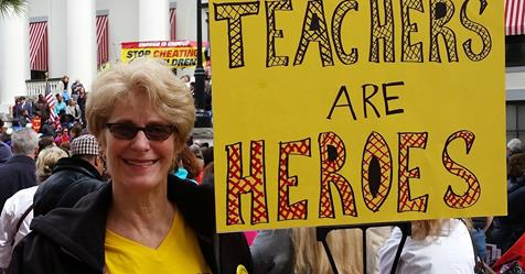 teachers are heroes picture of rosi